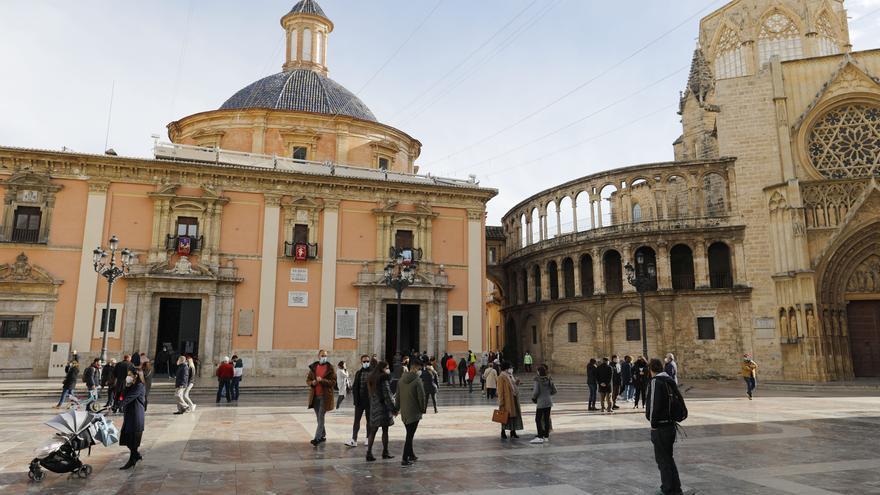 El Consell prohíbe la entrada o salida de la ciudad de València los fines de semana