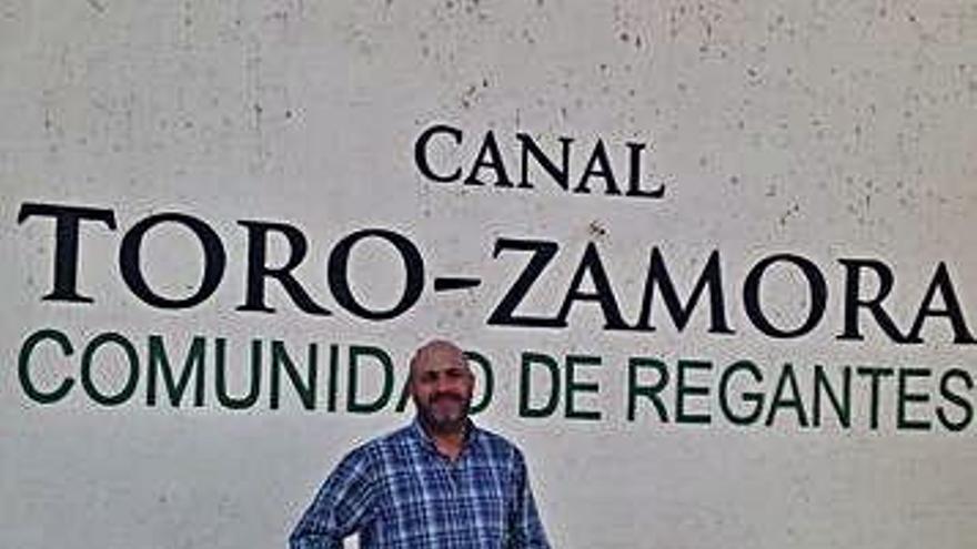 Pedro Pablo Ballesteros, presidente del Toro-Zamora.