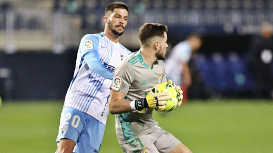 El Oviedo se medirá al Málaga el lunes 17 y al Rayo el jueves 20