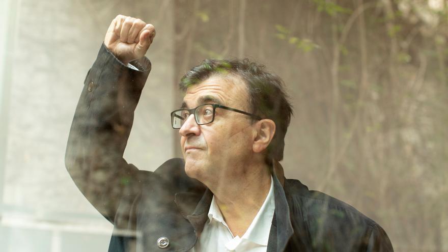 """Javier Cercas: """"Independencia es una palabra magnífica, excepto en política"""""""