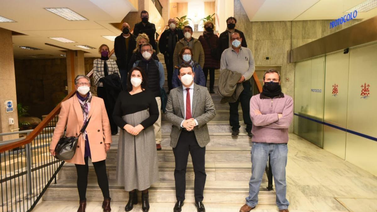 """El movimiento ciudadano exige acabar con la  """"interinidad"""" de Participación Ciudadana e Igualdad"""