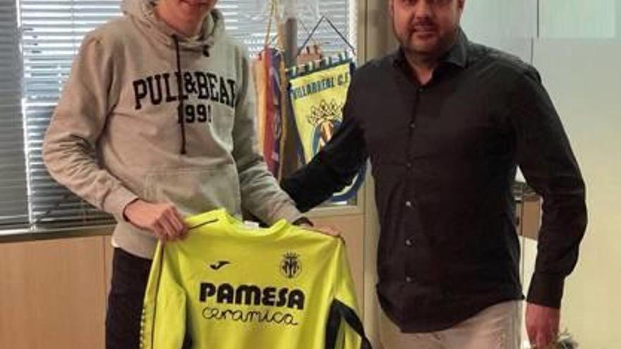 El Villarreal C ficha gol con la llegada de José Manuel Vivancos