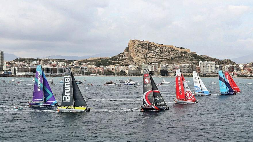 El Puerto de Alicante será una de las sedes de la Ocean Race Europe