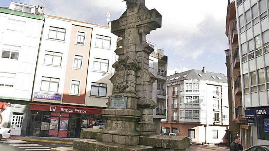 El PP tumba en el Parlamento gallego declarar BIC el Monumento a los Mártires de Carral