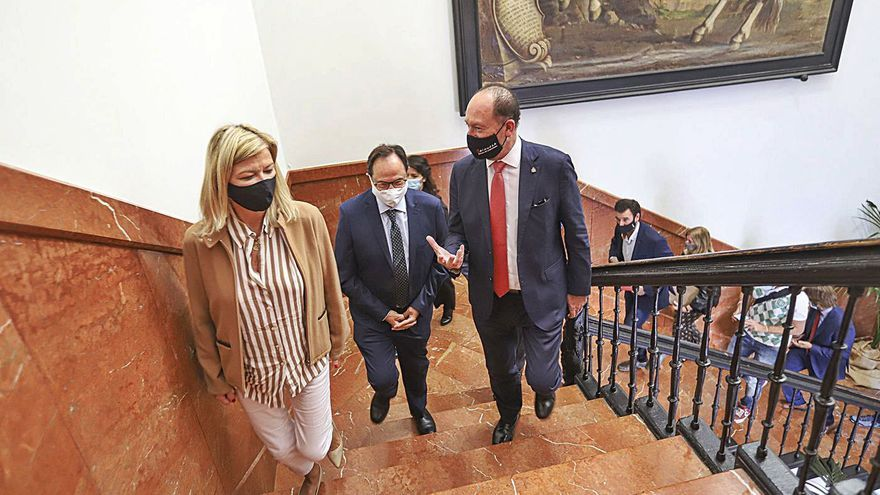 Justicia anuncia la ampliación de los juzgados de Orihuela tras firmar un pago de 4,7 millones