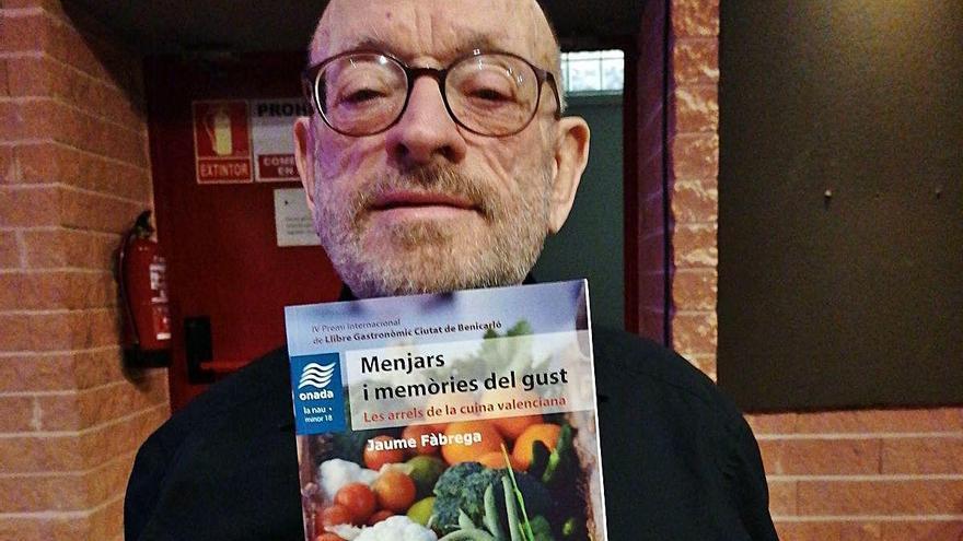 Jaume Fàbrega presenta llibre a Benicarló
