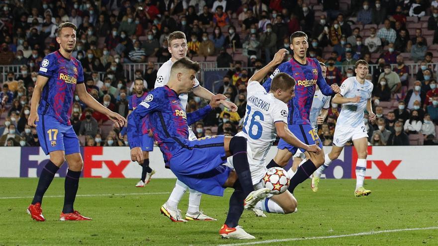 Champions League: Barcelona - Dínamo de Kiev