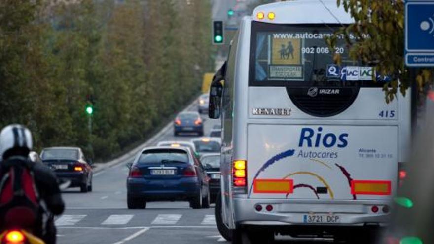Los alcaldes, favorables a costear el transporte para FP y Bachillerato