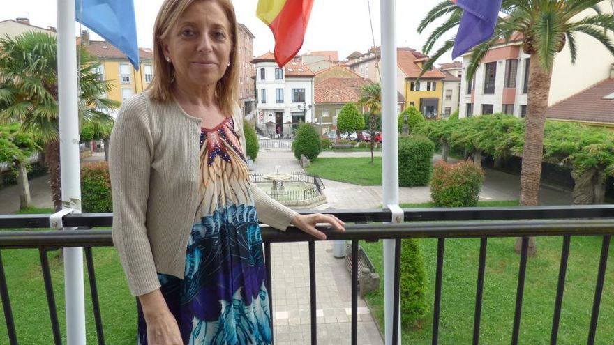 Hospitalizan a la alcaldesa de Noreña al no mejorar del coronavirus