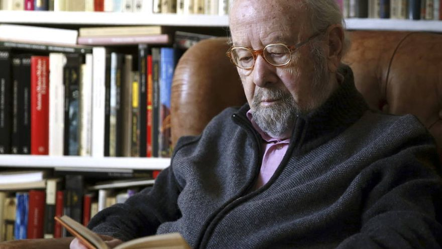 Muere el escritor José Manuel Caballero Bonald a los 94 años