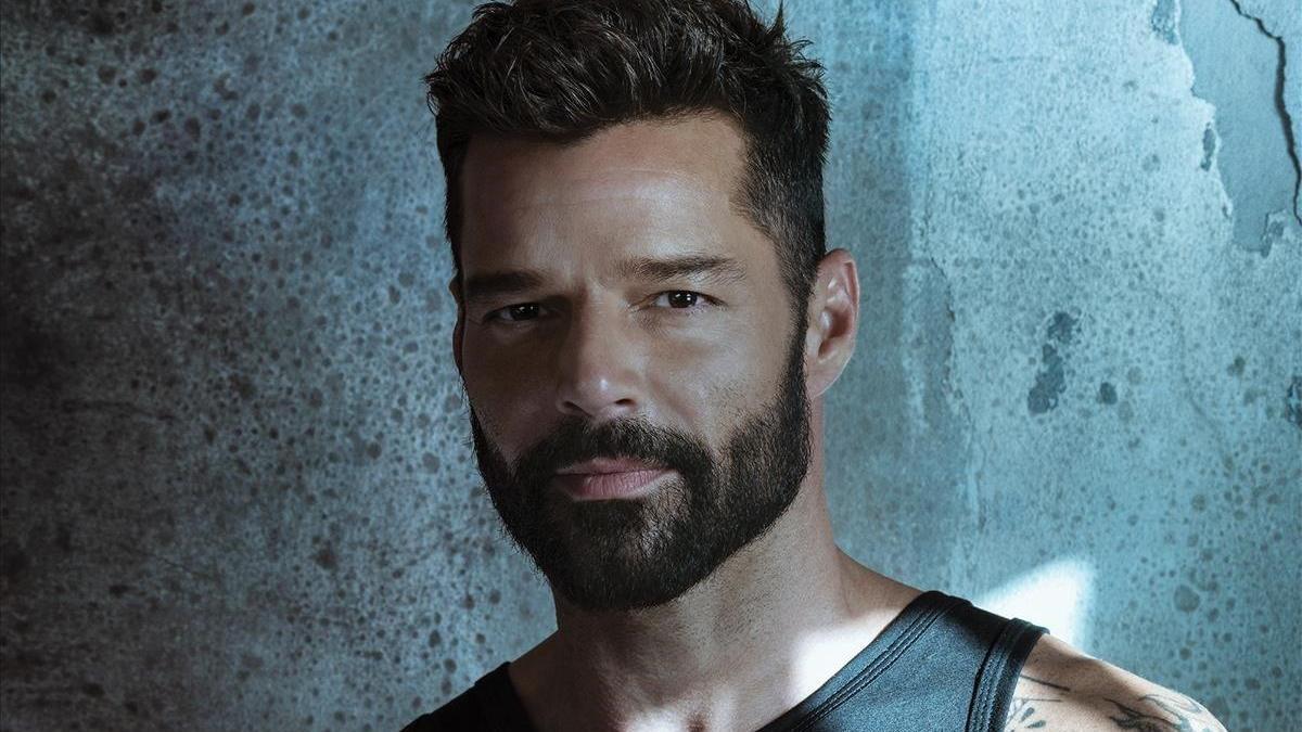 """Ricky Martin: """"Quiero ayudar a aliviar la tristeza y la incertidumbre"""""""