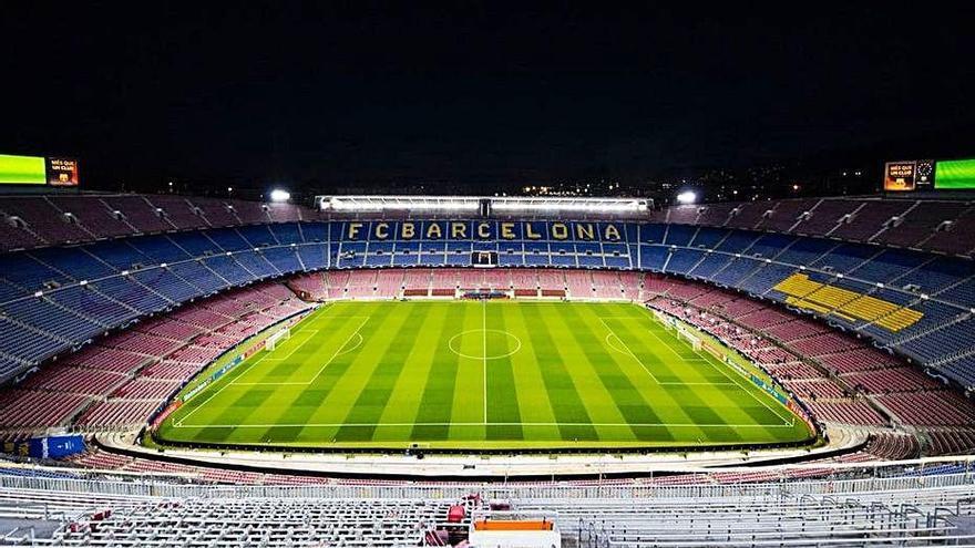 La remodelació del Camp Nou no pot esperar
