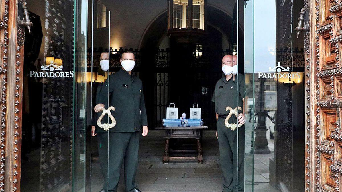 Los hoteles abren sus puertas