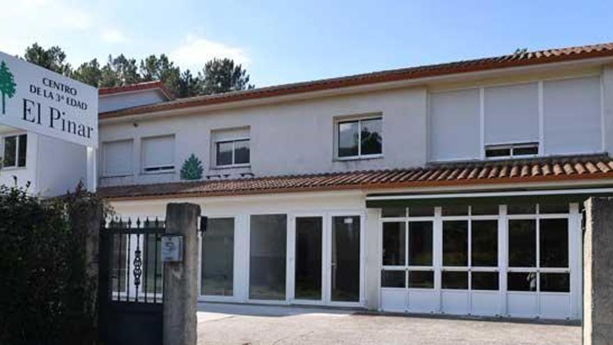 La Xunta interviene la residencia El Pinar, en Culleredo, con 21 usuarios y 7 empleados contagiados