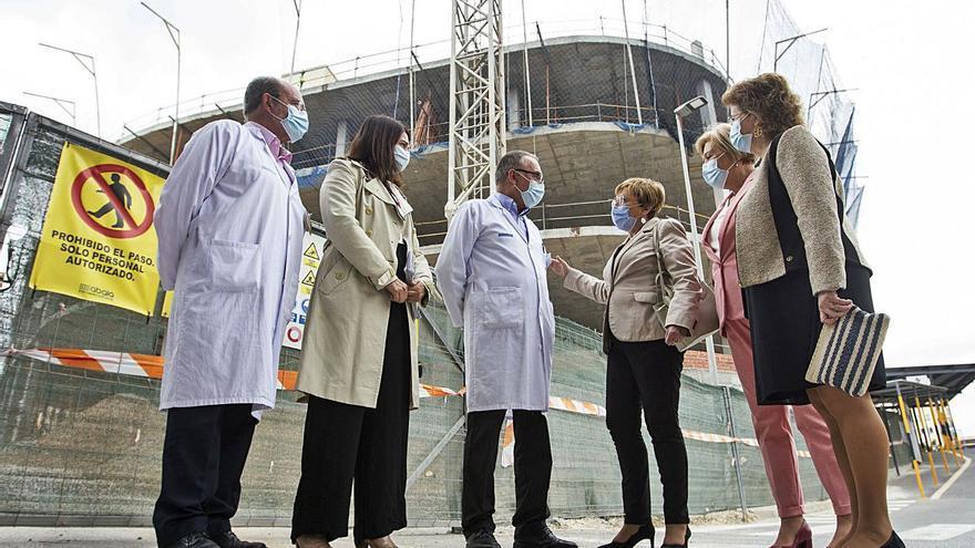 Las Urgencias del Hospital General dispondrán de un nuevo edificio de 3.000 m2