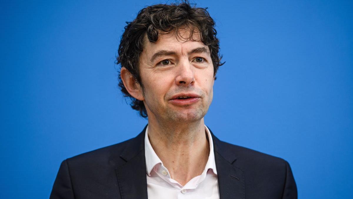 El virólogo Christian Drosten.
