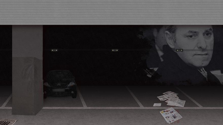 Manuel Salgado: asesinato a bocajarro en un garaje