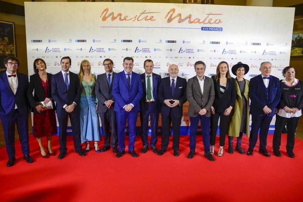 Gala dos Mestre Mateo 2019