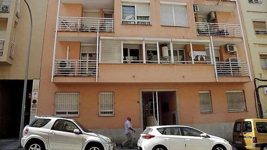 Muere la mujer que recibió una brutal paliza de su marido en Palma