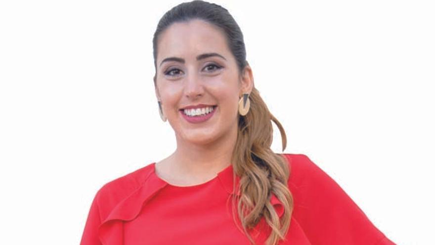 Camila Román Pérez: Una reina del fuego que vive del hielo