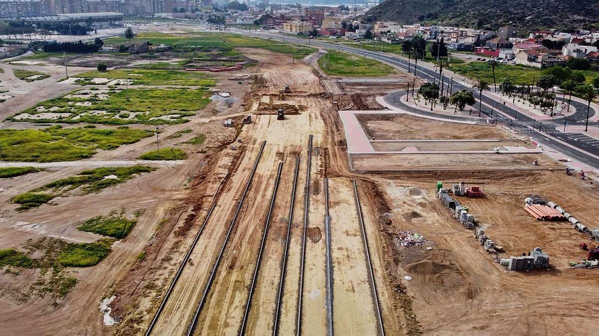 El terreno donde estará ubicado el futuro Parque Rambla. | A.C.