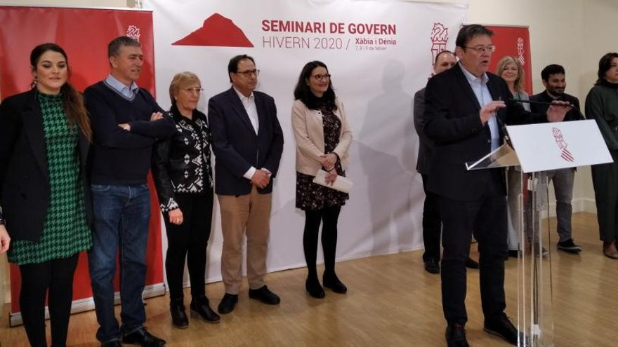 """El Botànic lanzará un plan de """"playas de riesgo cero"""" para acabar con los ahogamientos"""