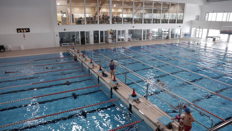 Las piscinas municipales de Palma recuperan su horario habitual y los cursillos