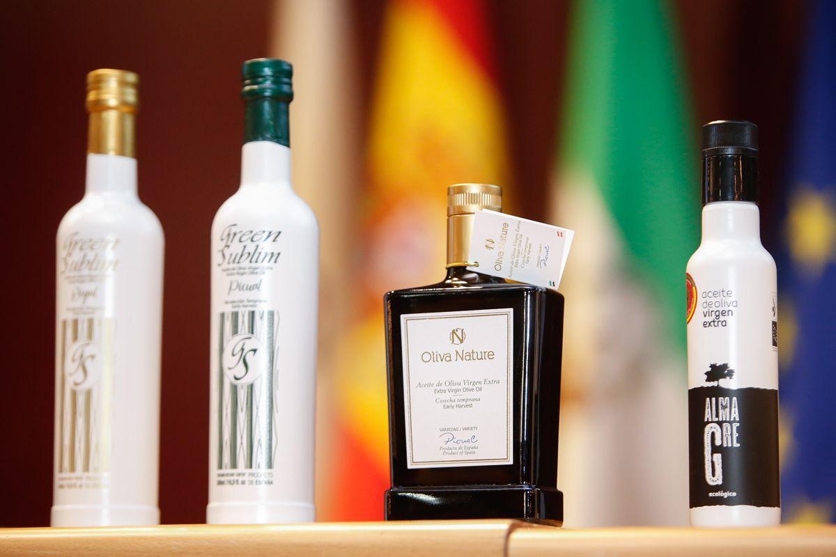 Los premios Mezquita de los aceites difunden el nombre de Córdoba por España