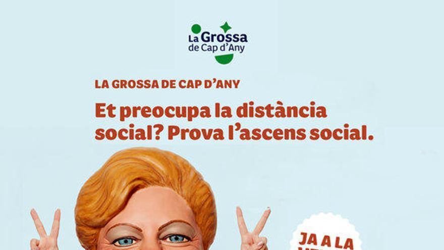"""La Grossa retira un anunci que relaciona """"l'ascens social"""" amb la compra de loteria"""