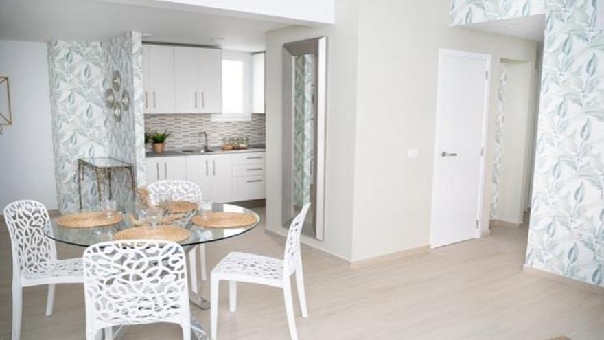 Tu nuevo hogar cerca del centro de Santa Cruz de Tenerife, un piso en Residencial Anaga