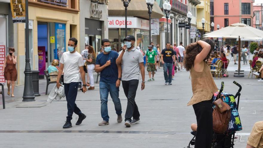 Canarias aumenta el número de no convivientes en los actos sociales