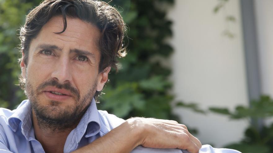 El actor Juan Diego Botto, Premio Nacional de Teatro