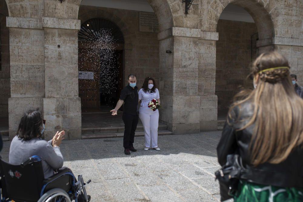 La primera boda celebrada en Toro