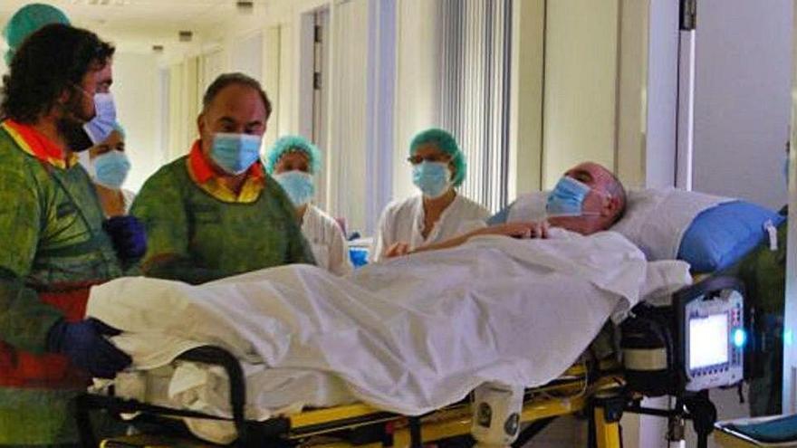 Mor el treballador de l'Hospital d'Igualada que va estar 172 dies ingressat a l'UCI