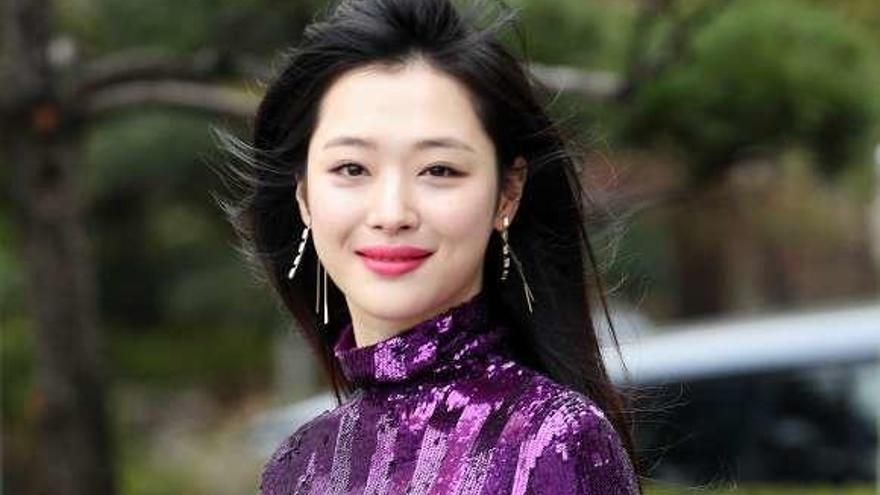 Hallan muerta a Sulli, la cantante de K-Pop víctima de ciberacoso
