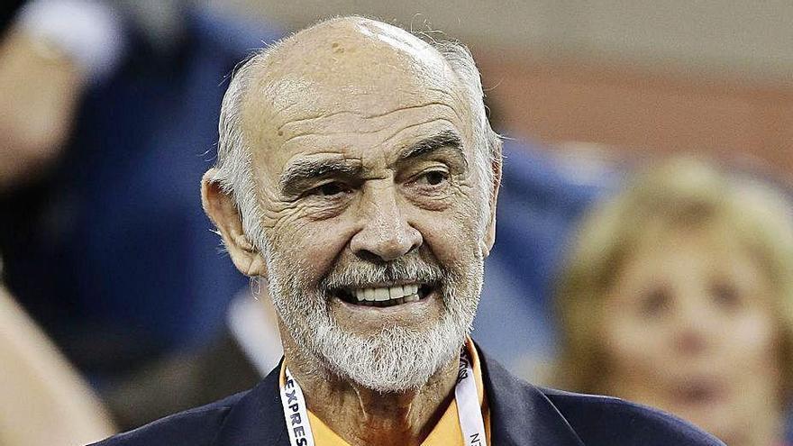Sean Connery cumple 90 años