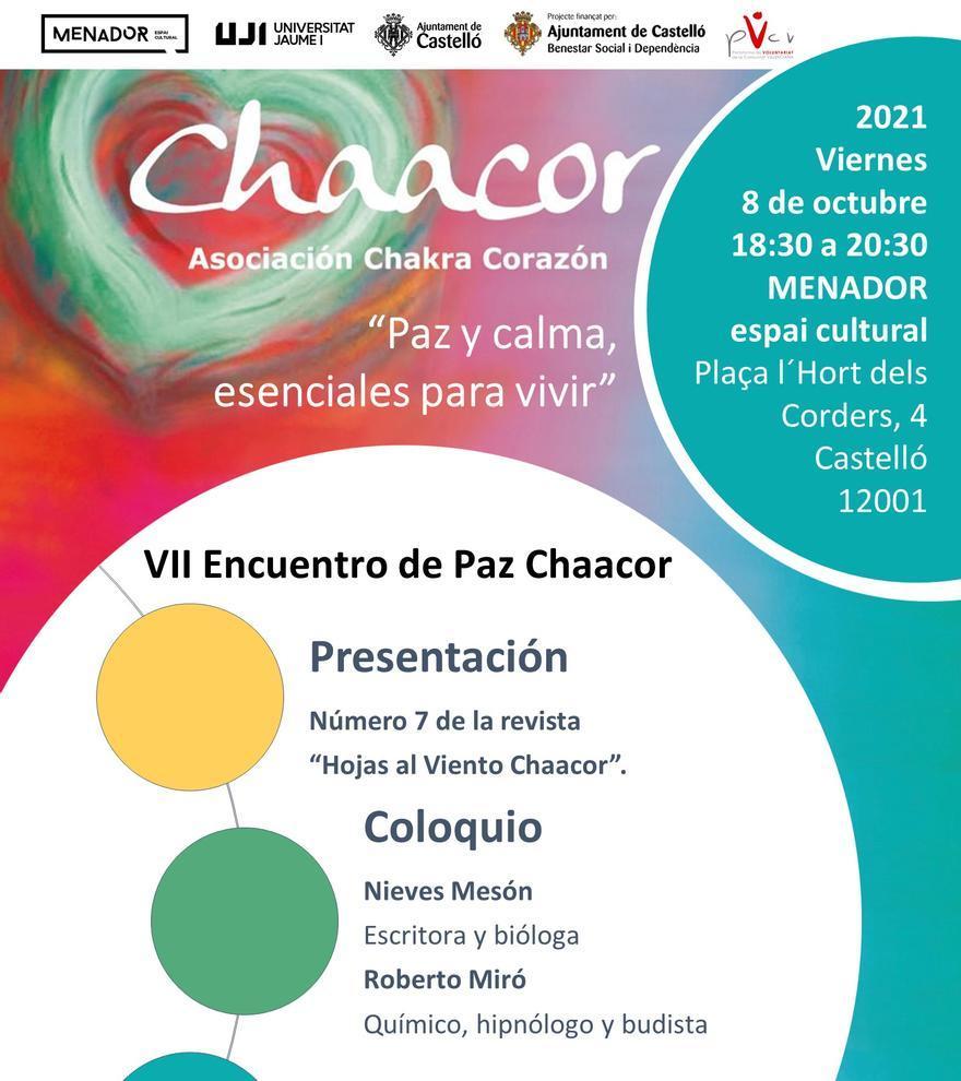 VII Encuentro de Paz Chaacor