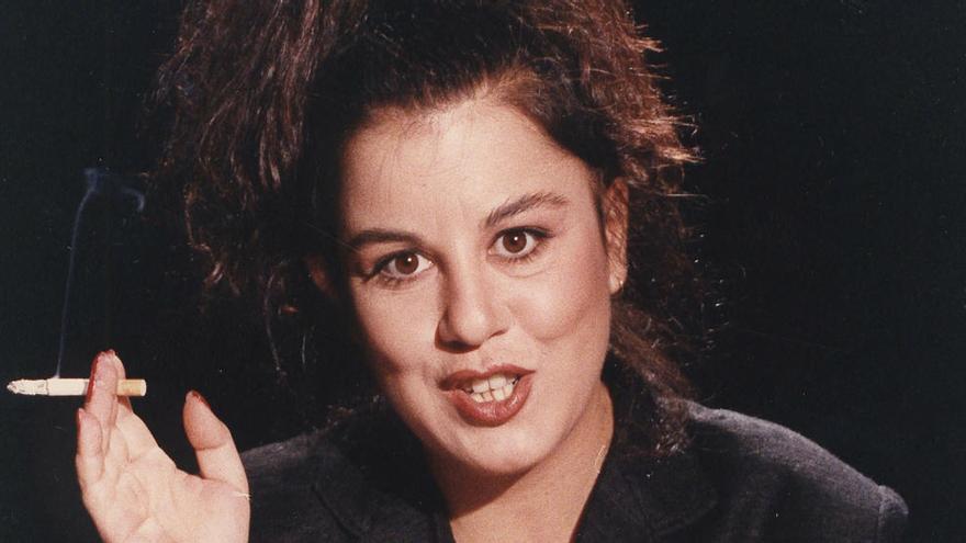 Fallece Paloma Chamorro, icono de la movida madrileña
