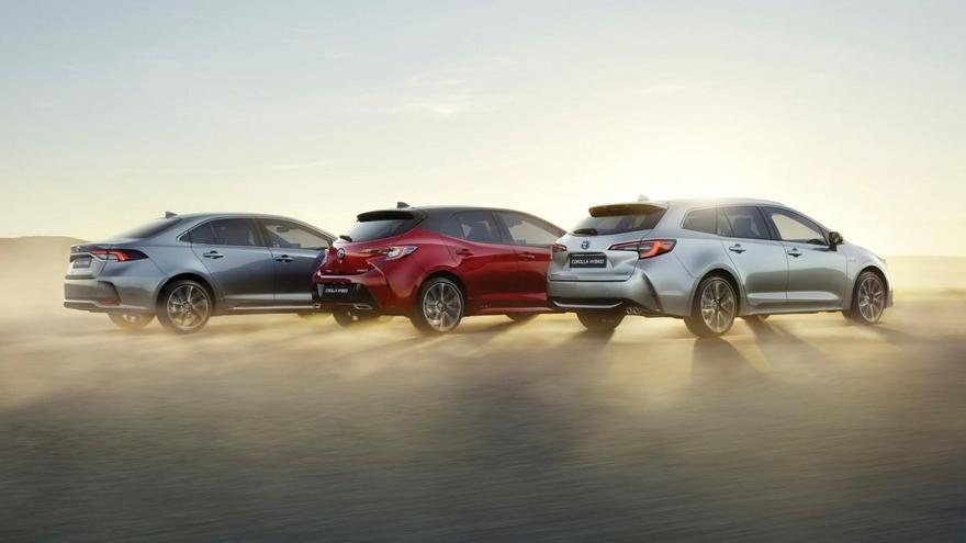 Los 10 coches híbridos más vendidos en junio