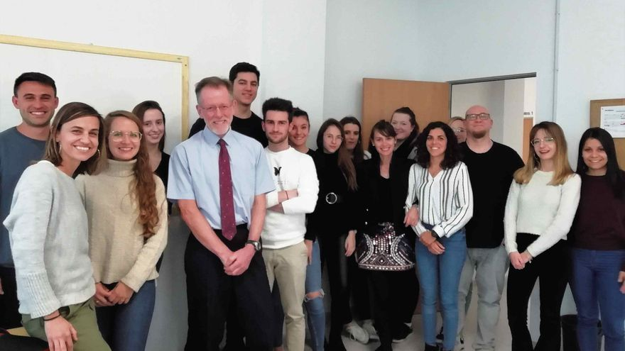 La Escuela Universitaria ADEMA, excelencia docente e investigadora