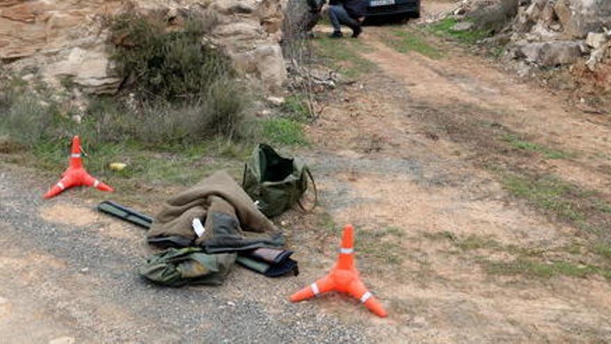 Els Agents Rurals faran les inspeccions amb armes de foc i armilles antibales