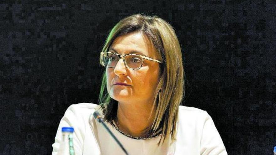 Montserrat Martín, supervisora de Oncología Médica y Radioterápica. | Nico Rodríguez