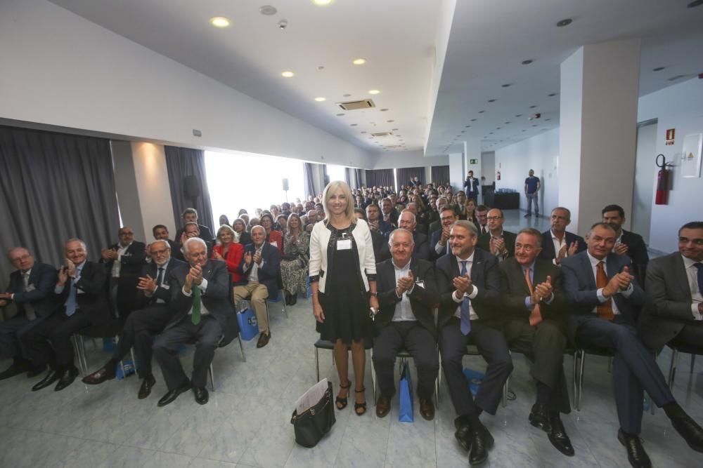 Relevo en la presidencia de AEFA