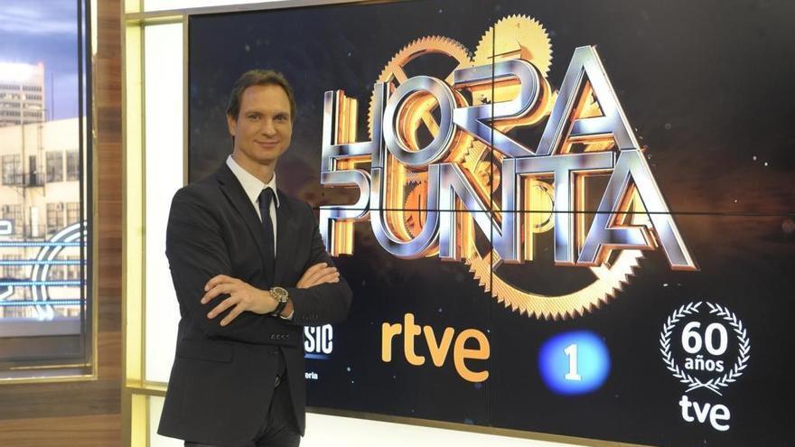 TVE cancela 'Hora Punta' y prescinde de Javier Cárdenas