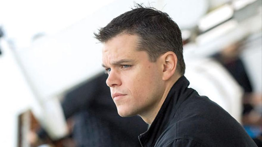 Matt Damon, un chico de campo en busca de la ´Tierra prometida´