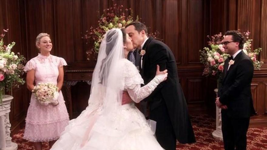 'The Big Bang Theory': ¿Nueva boda para el cierre?