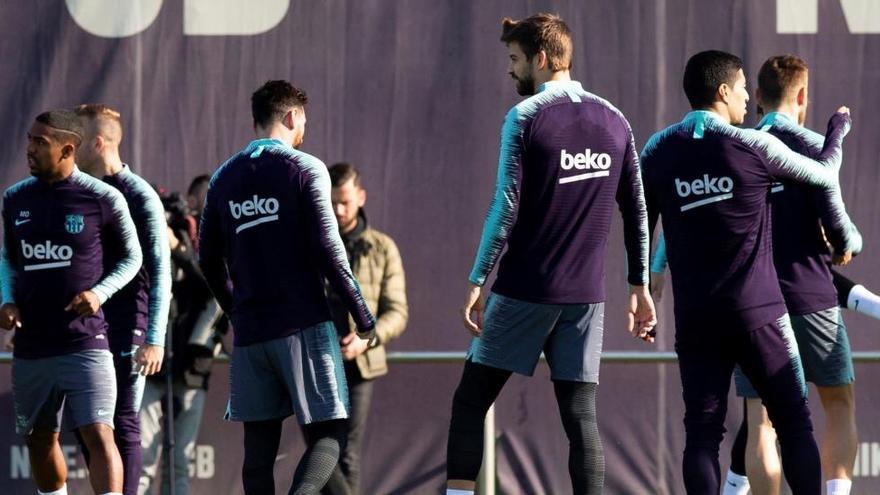 El Betis assalta el Camp Nou