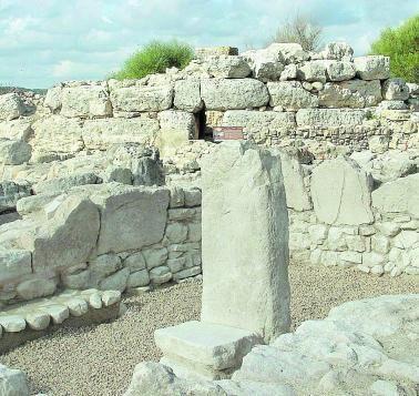 Las antiguas casas de Son Fornés serán un centro arqueológico