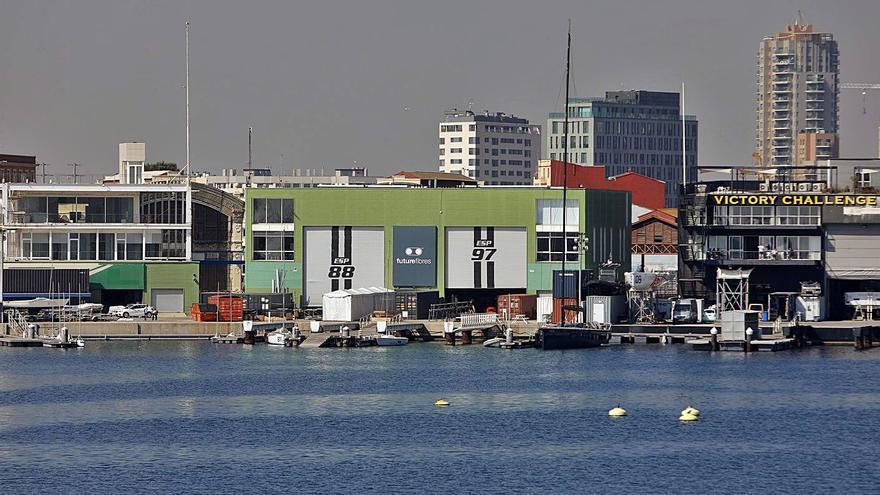 Reclaman el espacio público junto a las bases de la Marina