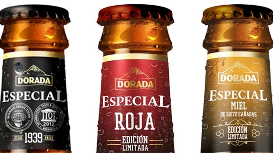 Dorada Especial, entre las mejores cervezas nacionales en cuatro categorías